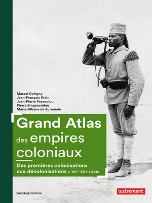 cover image of Grand Atlas des empires coloniaux