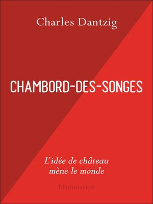 cover image of Chambord-des-Songes