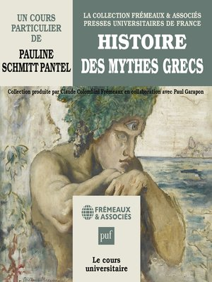 cover image of Histoire des mythes grecs