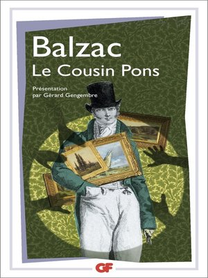 cover image of Le Cousin Pons