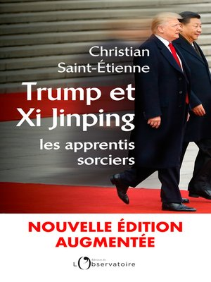 cover image of Trump et Xi-Jinping