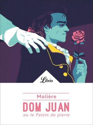 cover image of Dom Juan ou Le Festin de pierre