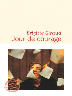 cover image of Jour de courage