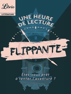cover image of Une heure de lecture – Flippante