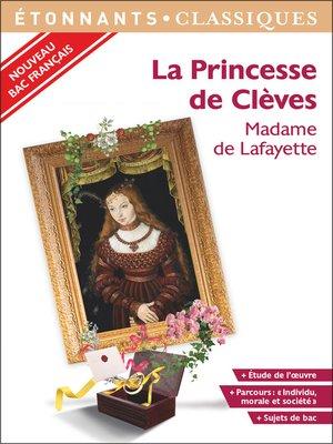 cover image of Spécial Bac 2020--La Princesse de Clèves