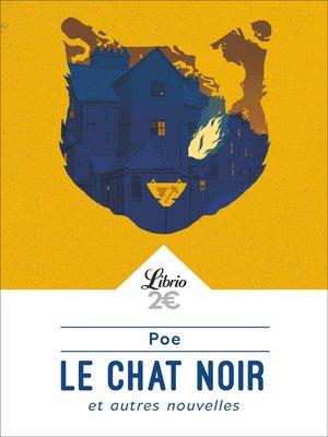 cover image of Le Chat noir et autres nouvelles