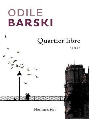 cover image of Quartier libre