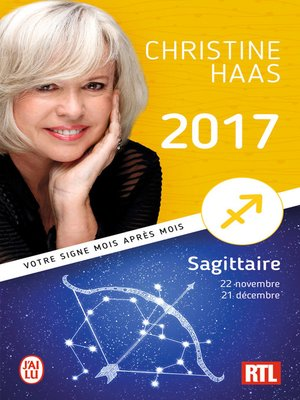 cover image of Sagittaire 2017