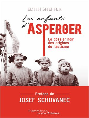 cover image of Les enfants d'Asperger