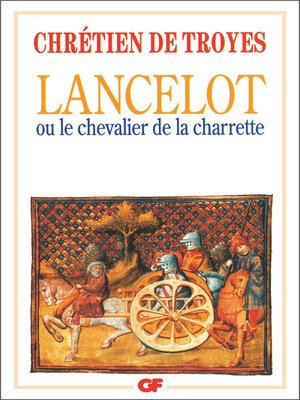 cover image of Lancelot ou Le Chevalier de la Charrette