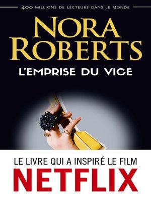 cover image of L'emprise du vice