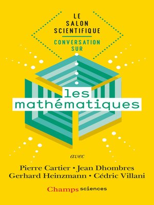 cover image of Le salon scientifique