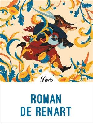 cover image of Roman de Renart