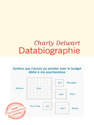 cover image of Databiographie