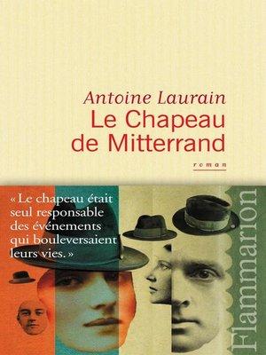 cover image of Le Chapeau de Mitterrand