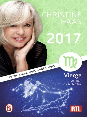 cover image of Vierge 2017