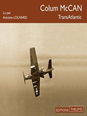 cover image of Transatlantic