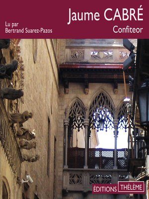 cover image of Confiteor