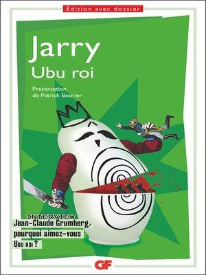 cover image of Ubu roi