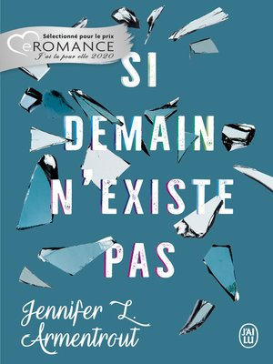 cover image of Si demain n'existe pas