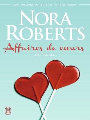 cover image of Affaires de cœurs