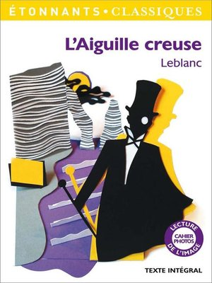 cover image of L'Aiguille creuse