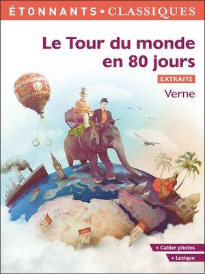 cover image of Le Tour du monde en 80 jours