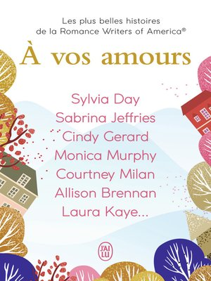cover image of À vos amours