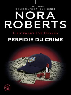 cover image of Lieutenant Eve Dallas (Tome 32)--Perfidie du crime