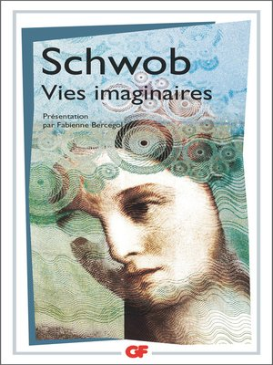 cover image of Vies imaginaires