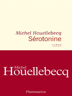 cover image of Sérotonine