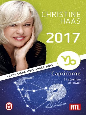 cover image of Capricorne 2017