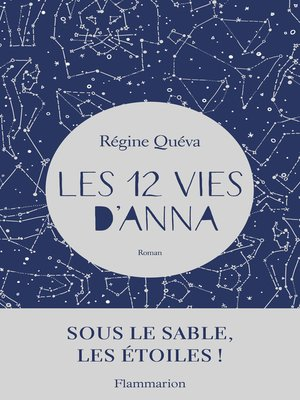 cover image of Les 12 vies d'Anna