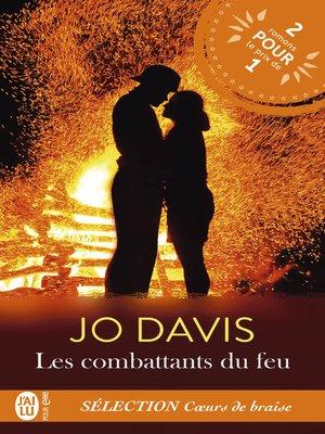 cover image of Les combattants du feu