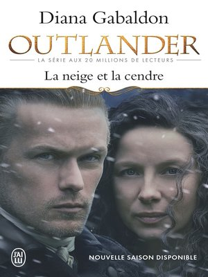 cover image of Outlander (Tome 6)--La neige et la cendre