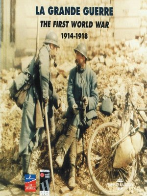 cover image of La Grande Guerre 1914-1918 (The First World War)