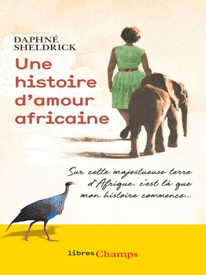 cover image of Une histoire d'amour africaine