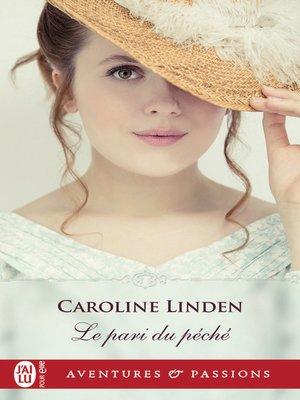 cover image of Le pari du péché