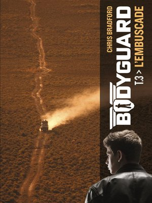 cover image of Bodyguard (Tome 3) --L'embuscade