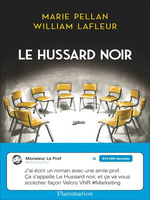 cover image of Le hussard noir