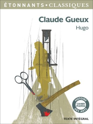 cover image of Claude Gueux