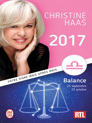 cover image of Balance 2017