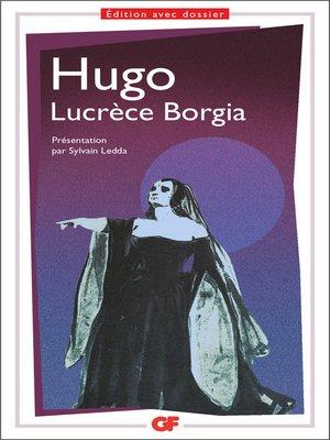 cover image of Lucrèce Borgia