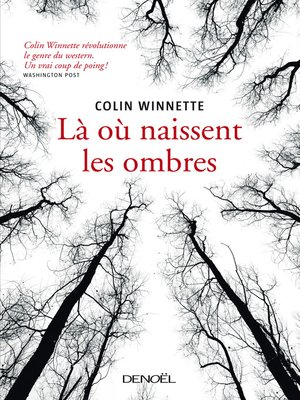 cover image of Là où naissent les ombres