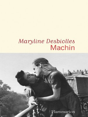 cover image of Machin