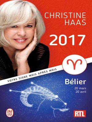 cover image of Bélier 2017