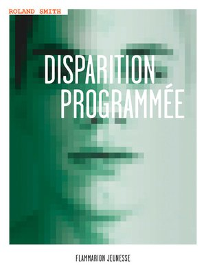 cover image of Disparition programmée