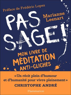 cover image of Pas sage !
