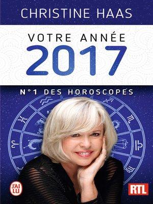 cover image of Votre année 2017