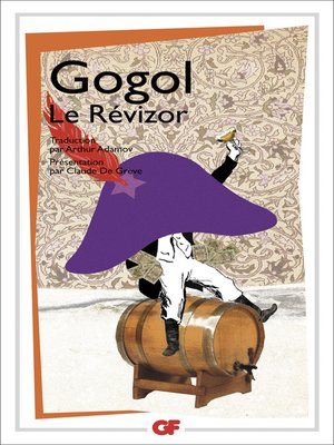 cover image of Le Revizor